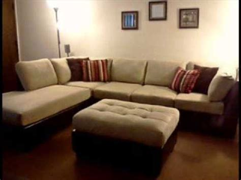 Microfiber Sofa Review by Bobkona Hungtinton Microfiber Faux Leather 3