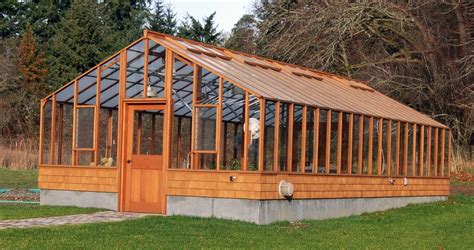 Wood Cabin Plans And Designs deluxe greenhouse kits traditional wooden greenhouse