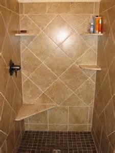 Installing Shower Tile Ceramic Tile Shower Photos