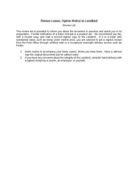 Contract Renewal Letter Format - Service Contract Renewal Letter ...