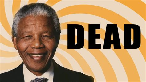 nelson mandela biography dead nelson mandela dead inspiration from invictus youtube