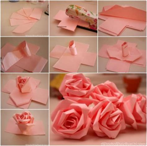 How To Make Paper Roses With Construction Paper - ignoring meaning in telugu how to make him want me more