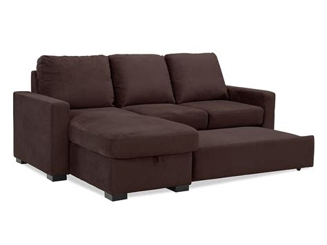 pull out sofa bed value city chester convertible sofa java by lifestyle solutions