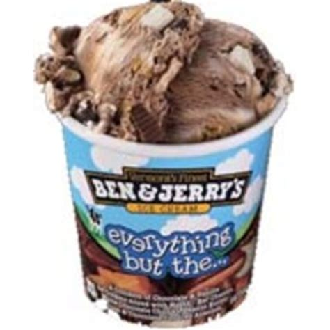 Ben Jerry S Everything But The Kitchen Sink Ice Cream