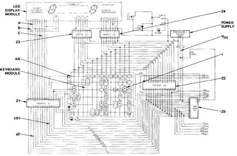 circuit diagram calculator wiring diagram with description