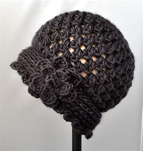 Crochet Pattern Vintage Hat | crochet vintage flowered cloche pattern classy crochet