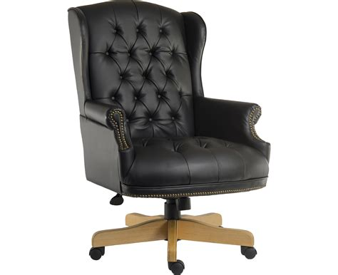 swivel office chair chairman swivel executive office chair black