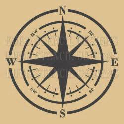 Spray Paint Can Tattoo Designs - euro stencil design compass shabby chic french used for