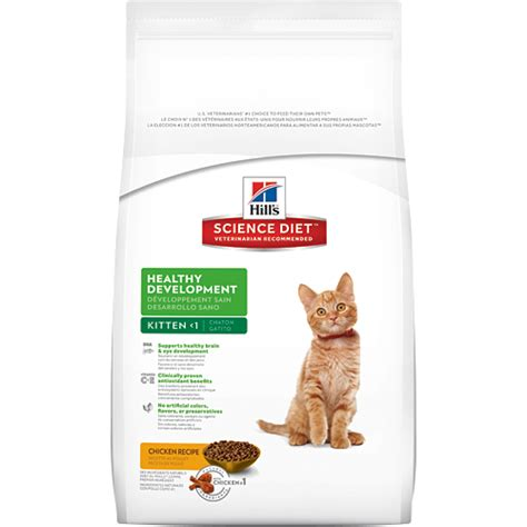 science diet prescription food hill s science diet kitten food for healthy development original pets central
