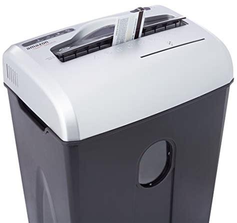 Amazonbasics Destructeur De Documents amazonbasics destructeur de documents shredder eu icollec