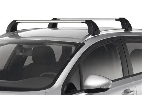 peugeot 107 roof bars peugeot 508 roof bars sw sports wagon genuine peugeot