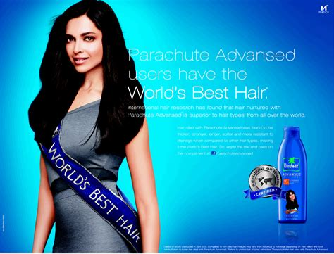 Best Hair Ads   who exactly ratified parachute advansed s bombastic claim