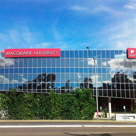 Macquarie School Of Management Mba by Becas En Australia