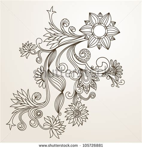 flower pattern to draw easy flower designs to draw joy studio design gallery