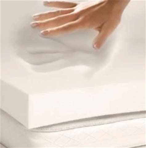 Foam Top Mattress Pads by Foam Mattress Topper