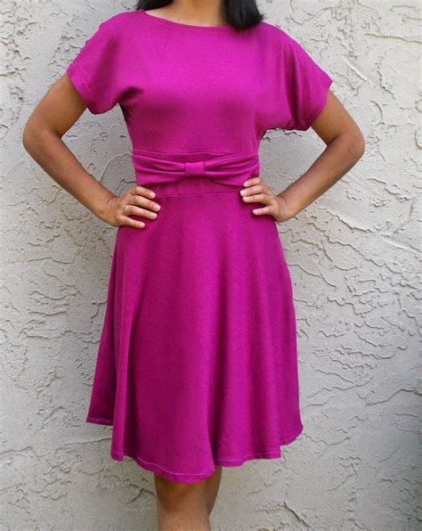 pattern dress easy free simple pattern for comfortable dress