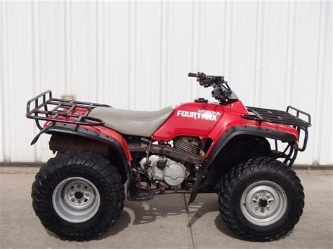1991 honda fourtrax 300 honda 300 fourtrax 4x4 motorcycles for sale