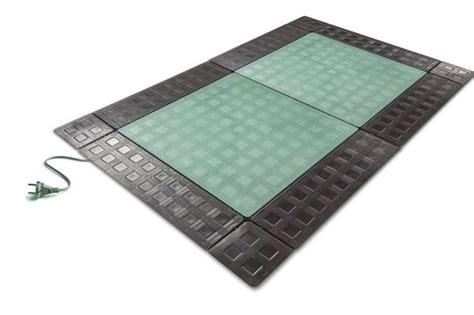 tappeti per riscaldamento a pavimento reti e tappetini riscaldanti per esterno riscaldamento