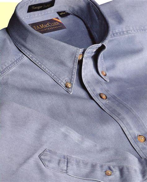 Yoke Sleeve Tzk Mitsubishi Ps 120 denim shirts fa maccluer from dann clothing indigo twill sport shirts intl shipments small to xxxl