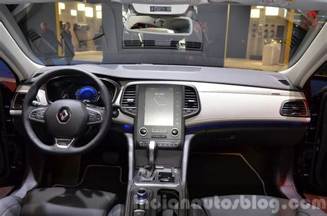 renault talisman 2016 interior 2016 renault talisman interior at the iaa 2015 indian