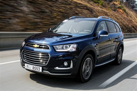 chevrolet captiva  platform future cars pictures
