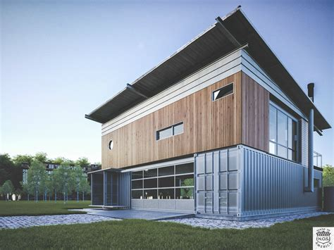 2 Story 4 Bedroom House Plans by Shipping Container Housing Gallery