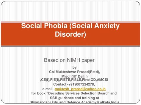 Anxiety Disorder Essay Social by Papers On Social Anxiety Disorders Dailynewsreports127