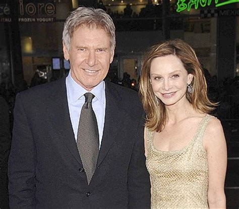 Harrison Ford And Calista Flockhart Are Engaged by Relating To Cancer Blue Light