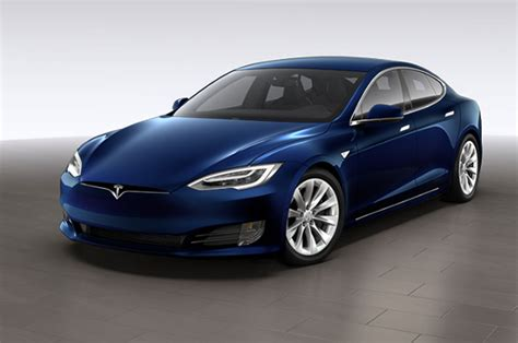 The New Tesla Model S The Tesla Model S 60 Is The New Entry Level Tesla