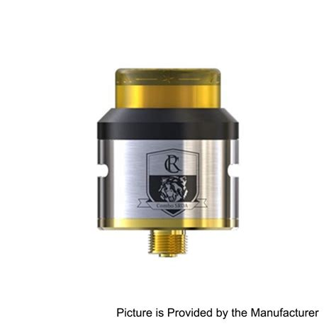 Ijoy Combo Rda Ii 25 Atomizer Ultem Authentic Sku02572 authentic ijoy combo srda silver 25mm bf rebuildable atomizer