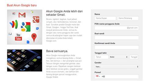 buat akun google wallet echokita cara mendaftar gmail terbaru gambar