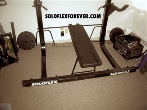 soloflex bench photos of your home gym