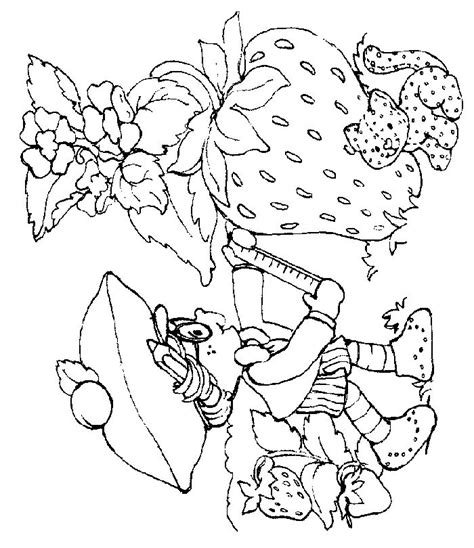 strawberry shortcake coloring pages games 228 best images about strawberry shortcake on pinterest