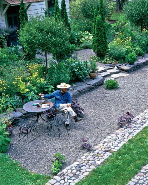 backyard tours garden tour an edible landscape martha stewart