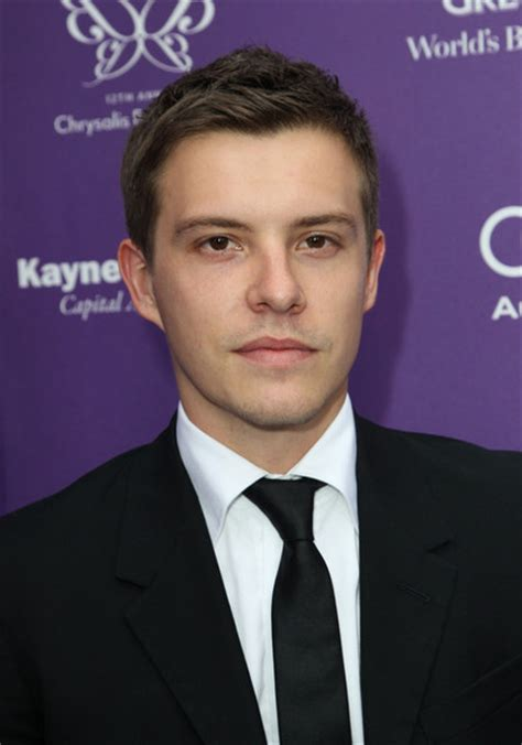 actor xavier samuel xavier samuel pictures arrivals at the 12th annual