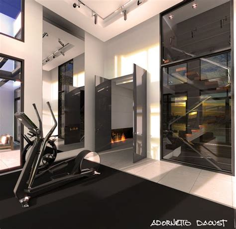 home gym design tips get your home fit with these 92 home gym design ideas homesthetics inspiring ideas for your
