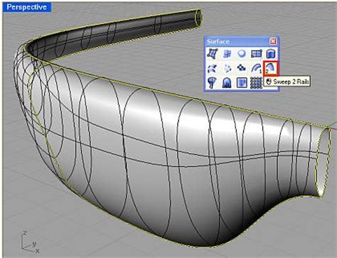 tutorial video rhino rhino 3d building a symmetrical free form product part 2