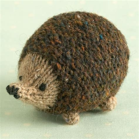 knitting pattern hedgehog free diy hedgehog by little cotton rabbits pdf knitting pattern