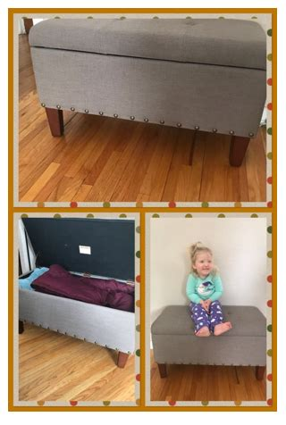 sonoma goods for life madison storage bench ottoman kohl s sonoma goods for life madison storage bench