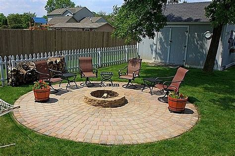 Diy Fire Pit 15 Home Design Garden Architecture Blog Diy Patio Pit