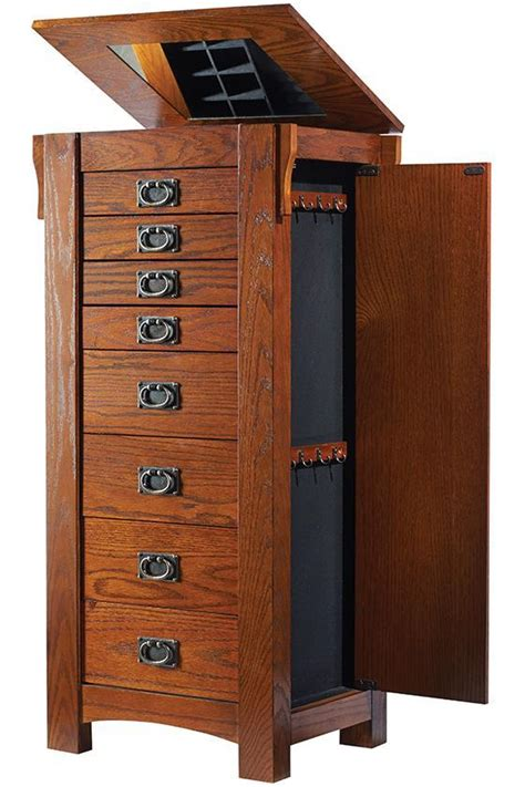 jewelry armoire mission style mission style jewelry armoire nex tech classifieds