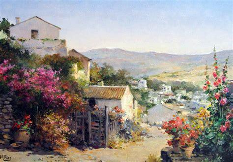 cuadros de paisaje cuadros de paisajes cuadros modernos