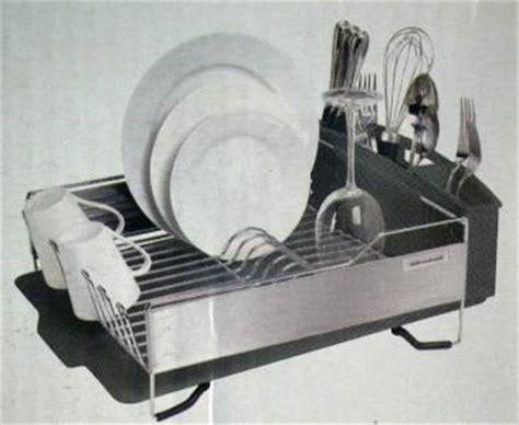 Kitchenaid 3 Pc Dish Rack by Kitchenaid Dish Drying Rack 3 Black Dish Drainer New