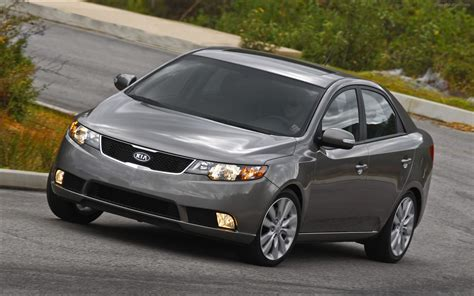 2012 Kia Forte Lx Review Kia Forte 2012 Widescreen Car Wallpaper 27 Of 56