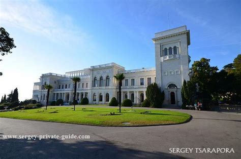 imperial crimea estates enchantments and the last of the romanovs books livadia palace yalta tours tours excursions in