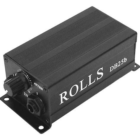 rolls db25b direct box pad ground lift music123