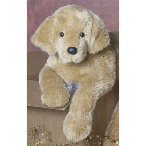 large plush golden retriever stuffed animals cuddle sherman golden retriever plush