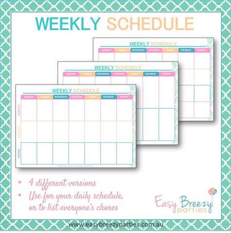 timetable planner ideas pinterest