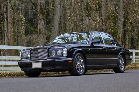 2000 Bentley Arnage Red Label 4 Door Sedan 163252