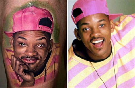 will smith tattoo 10 tattoos of that prove you can take an